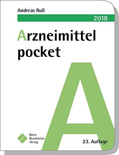 Arzneimittel pocket 2018 (pockets)
