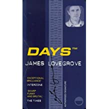 Days by James Lovegrove (1999-04-08)
