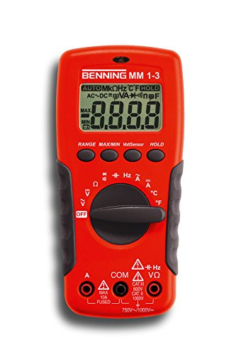 BENNING Digital Multimeter MM 1-3