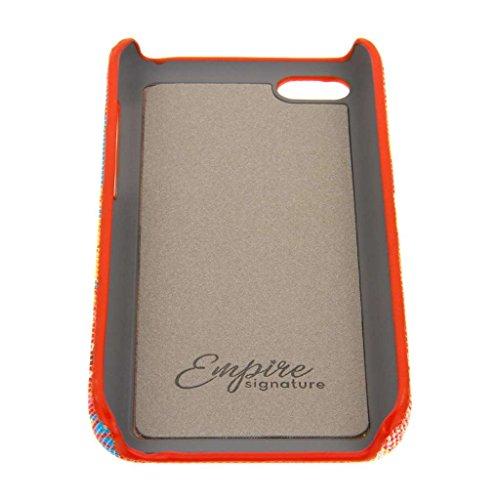 Empire Signature Series Coque fine pour Apple iPhone 5C _ P Vintage Pink Flower Pop