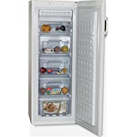 Congelador vertical Rommer CV160NFA+, 144x55x58cm,