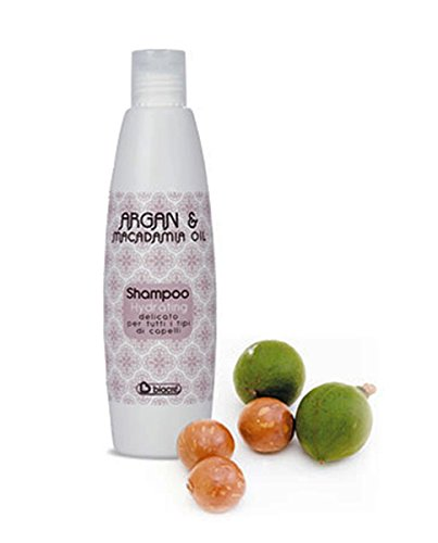 Biacre Argan & Macadamia Hyd.Shampoo 300 ml Biacre Hydrating Shampoo - 300 ml