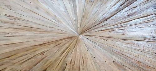 SIT-Möbel Plateau en Teck recyclé 200 x 100 cm