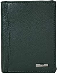 Urban Forest Orlando Green Leather Wallet for Men