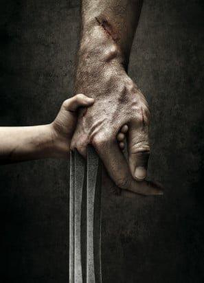 LOGAN - Hugh Jackman – US Textless Imported Movie Wall Poster Print - 30CM X 43CM Brand New Wolverine