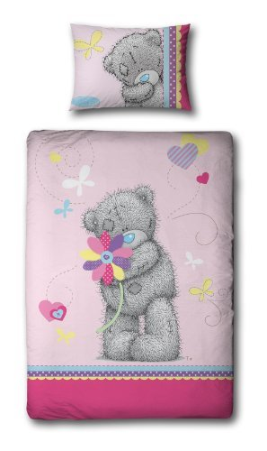 Character World Me To You Daisy Panel Duvet Set, Single by Me To You -
