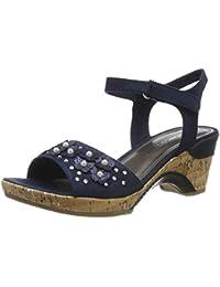 Sneakers 2 shoes Basse 2 Marco Tozzi Grigio 23709 22 Amazon tsdhQr