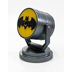 """Lámpara de mesa con luz de proyección de Batman """"Bati-señal"""""""