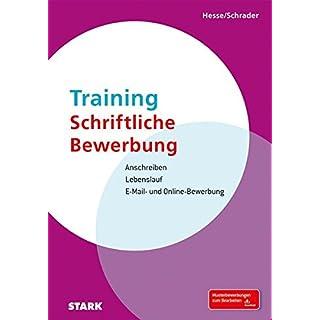 hesseschrader training schriftliche bewerbung - Hesse Schrader Bewerbung