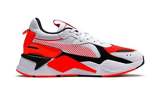 964317bf9 Sneaker Puma Zapatos de Hombre Zapatilla RS-X Reinvention 36957902 Blanco  Naranja Puma SS 2019