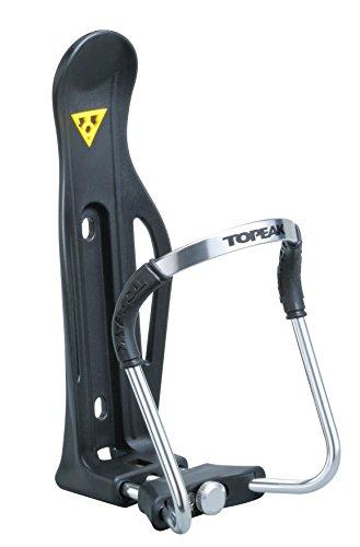 Topeak Flaschenhalter Modula Cage 2, Black, 15.8x8.6x7.6 cm