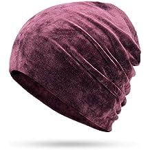Señoras Sombrero de Moda Beanies Mujer cálida ...