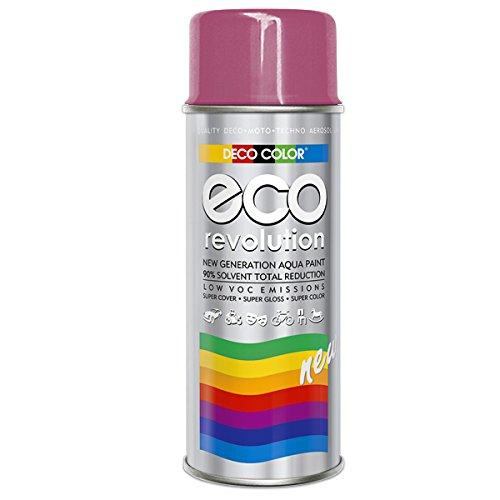 DC ECO Lackspray glänzend matt 400ml nach RAL freie Farbauswahl (Pink glanz RAL 4003)