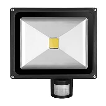 Himanjie 30w led projecteur ext rieur et int rieur avec for Projecteur lumiere exterieur