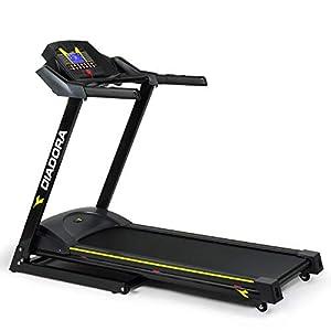 Diadora Fitness Edge 2.6, Tapis Roulant, Nero 10 spesavip