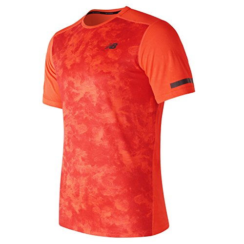 New Balance Max Intensity Laufshirt Herren L