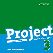 Project: Class Audio CDs Level 3