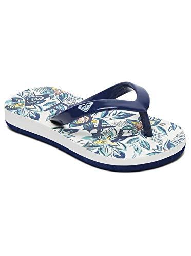 Roxy Bamboo - Flip-Flops for Toddlers - Sandalen - Kleinkinder - EU 25 - Blau