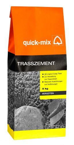 Quick-Mix Trasszement 5kg