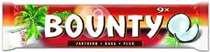 Bounty Zartherb, 5 Packungen je 9 Riegel (5 x 256,5 g)