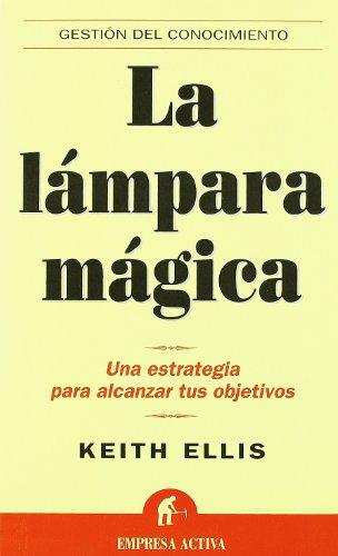 La lámpara mágica (Gestión del conocimiento) A177 Magnet