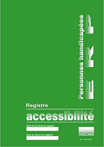 Registre d'accessibilité aux person...
