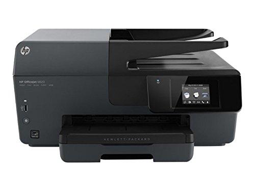 HP Officejet 6820 e-All-in-One (In Drucker All Laser Mit Fax One)