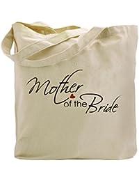 ElegantPark Mother Natur Segeltuch 100% Baumwolltasche Beutel mittlere Hochzeits Bevorzugungs Geschenk Beutel Handtasche