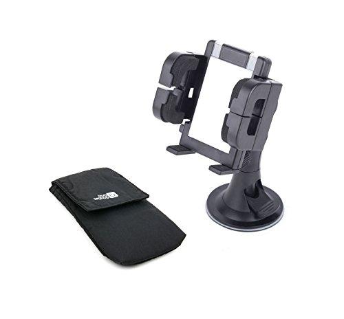 premium-set-wasserabweisende-outdoor-hulle-schwarz-und-fahrzeug-halterung-fur-cat-s30-s40-smartphone