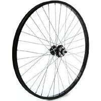 Silver Tru-build Wheels RGH947 Front Trekking Wheel 700 C