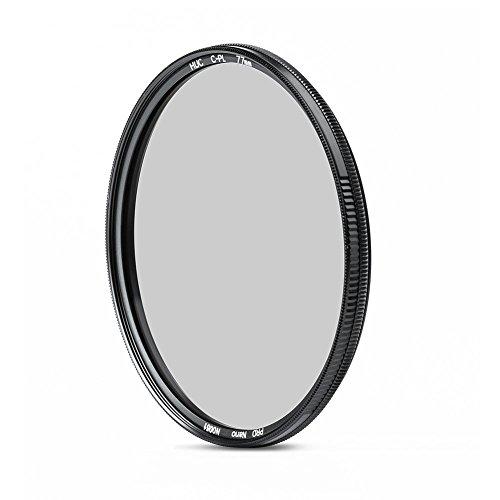NiSi Multi Coated PRO Nano HUC C-PL Circular Polarizer Filter(72mm) (Pl-filter 72 Mm)