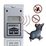 RAISSER® EU Plug 1pcs Home Electro Magnetic Ultrasonic Riddex Electronic Pest Rodent Repeller Mouse Mosquito Insect