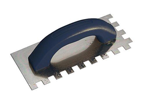 Tile Rite ent12212mm economía llana dentada rectangular enlosadores, gris