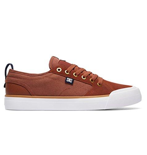 DC Shoes Evan Smith S - Chaussures de Skate Pour Homme ADYS300203 TOBACCO