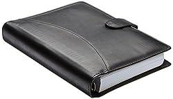 Scholar Personal Organizor Leatherite 2015 - 8.5 x 5.3 inch, 70 GSM, 252 Sheets