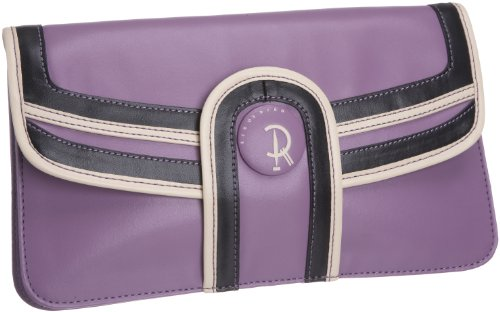 Red or Dead , Damen Clutch Rot rot Violeta - violeta