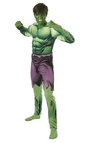 Kostüm Arme Hulk (Rubies 3887430 - Hulk Muscle Chest)