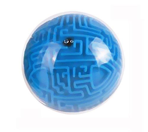 YunYoud Magic 3D Maze Ball Interessantes Labyrinth Puzzle Spiel Herausforderndes Spielzeug Geschenk Babys kinderspielsachen Holz kinderfahrzeuge Auto Kleinkinder holzspielsachen