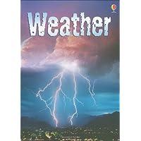 Weather (Usborne Beginners): 1 (Beginners Series)