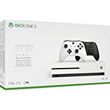 Pack Xbox One S con 2 mandos (Edición Exclusiva Amazon)