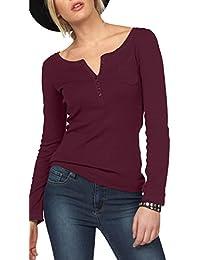 low priced 47dae aa798 Suchergebnis auf Amazon.de für: Damen-Shirt, Langarm mit ...