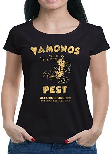 TLM Vamonos Pest T-Shirt Damen L (Kostüm Halloween Vamonos Pest)