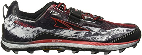 Altra King MT Trailrunningschuhe Black/Red