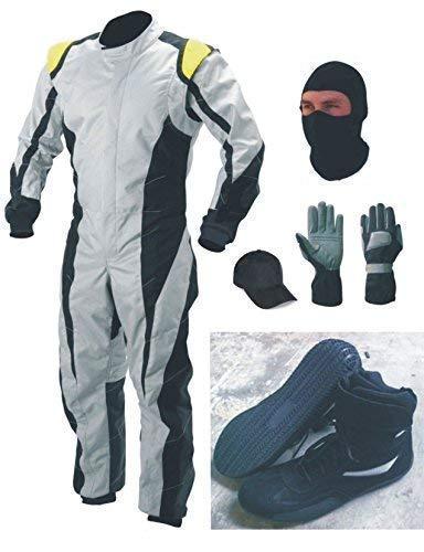 Maha-Go Kart Race Anzug mit gratis-Geschenke. (Race Anzug)