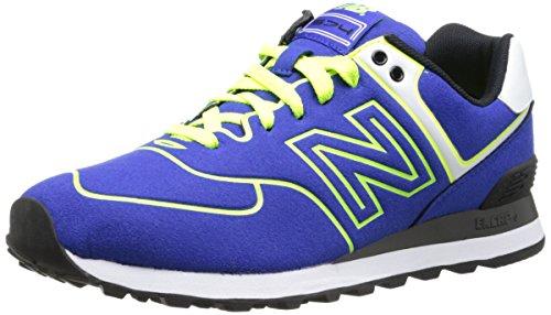 Nuovo Equilibrio Wl 574 Neb Blue Neon Yellow Blau