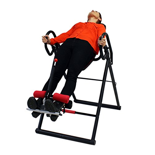 Nueva tabla de inversión de alinear ejercicio banco reducir dolor de cuello/espalda