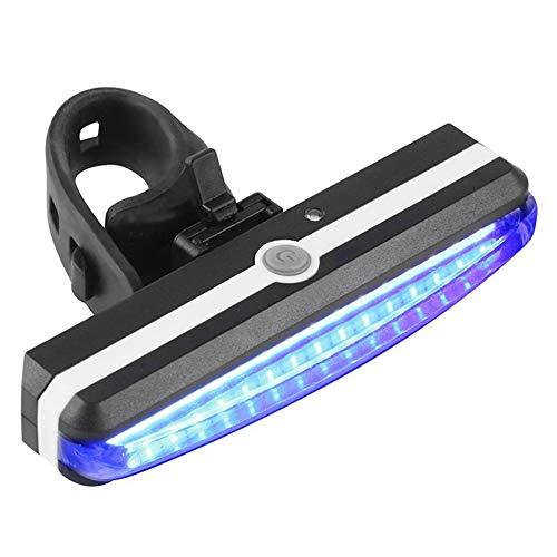 LED wasserdichte Rücklichter, wiederaufladbare USB-Rücklichter