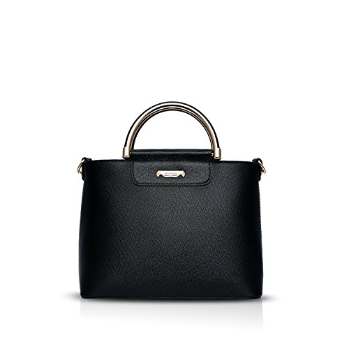NICOLEDORIS-Tote-Handbag-Crossbody-Top-Handle-Shoulder-Purse-Bag-WomenLadies-Satchel-Waterproof-Durable-PU-Leather
