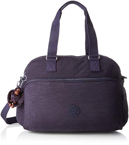 Kipling July Bag Travel Duffle, 45 cm, 21 liters, Purple (Blue Purple)