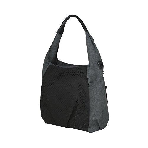 Lässig Casual Hobo Bag Wickeltasche/Babytasche inkl. Wickelzubehör, black - 2